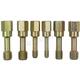 6-PcMetric Thread Restorer Tap Set - 2588