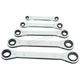 5-pc Metric Flat Wrench Set - RBM-5