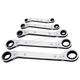 5-pc SAE Offset Wrench Set - ROW-5