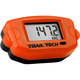 Orange Tach/Hour Meter - 743-A00
