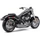 Chrome Speedster Slashdown Full Exhaust System - 6863