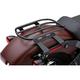 Black Luggage Rack - 602-2510B