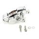 Chrome Front Right Ness-Tech Four-Piston Caliper - 02-222