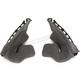 Black LB Cheekpads for Neotec II Helmets