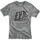 Gunmetal Heather Gondul T-Shirt