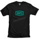Black Bind T-Shirt