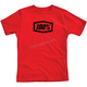 Youth Red Essential T-Shirt
