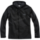 Apache Hooded Snap Jacket