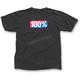 Black Classic Old School T-Shirt