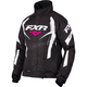 Womens Black/White Team RL Jacket