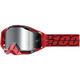 Racecraft Plus Toro Goggles w/Silver Flash Mirror Lens  - 50120-278-02