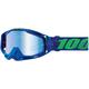Blue Racecraft Dreamflow Goggles w/Blue Mirror Lens  - 50110-271-02