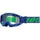 Blue Racecraft Dreamflow Goggles w/Clear Lens  - 50100-271-02
