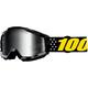 Accuri Pistol Goggles w/Silver Mirror Lens  - 50210-283-02