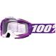 Junior Accuri Framboise Goggles w/Clear  Lens  - 50300-287-02