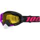 Racecraft Haribo 2 Snow Goggles w/Yellow Lens  - 50103-293-02