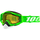 Racecraft Organic 2 Snow Goggles w/Yellow Lens - 50103-292-02