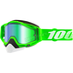 Racecraft Organic 2 Snow Goggles w/Green Mirror Lens  - 50113-292-02