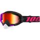 Racecraft Haribo 2 Snow Goggles w/Red Mirror Lens  - 50113-293-02