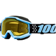Accuir Taichi Snow Goggles w/Yellow Lens  - 50203-281-02