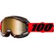 Accuri Vendome Snow Goggles w/Gold Mirror Lens  - 50213-282-02