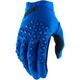 Blue/Black Airmatic Gloves