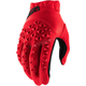 Red/Black Airmatic Gloves