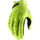 Fluorescent Yellow/Black Airmatic Gloves