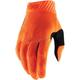 Fluorescent Orange/Black Ridefit Gloves