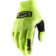 Fluorescent Yellow/Black Celium 2 Gloves