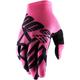 Neon Pink/Black Celium 2 Gloves