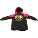 Child's Black/Red/Hi-Vis Clutch Jacket