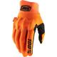 Fluorescent Orange/Black Cognito Gloves