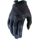 Black/Charcoal I-Track Gloves