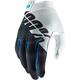 White/Steel Gray I-Track Gloves