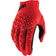 Youth Red/Black Airmatic Gloves