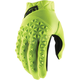 Youth Fluorescent Yellow/Black Airmatic Gloves