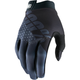 Youth Black/Charcoal  I-Track Gloves