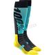 Aqua Hi Side Performance Moto Socks
