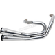 Chrome Grand National 2-Into-2 Exhaust System - 550-0761