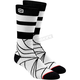 Stone Fracture Athletic Socks