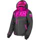 Women's Black/Wineberry/Electric Pink Helium FX Jacket