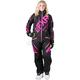 Women's Black/Electric Pink CX Lite Monosuit