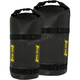 Black 15 Liter Adventure Motorcycle Dry Roll Bag - SE-1015-BLK