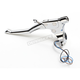 Chrome Radial Clutch Lever Assembly - 0062-2099-CH