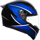 Black/Blue K1 Qualify Helmet