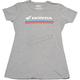Women's Honda Stripes T-Shirt