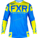 Blue/Hi-Vis Helium MX Jersey