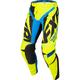 Youth Hi-Vis/Blue/Black Clutch Prime MX Pants