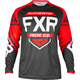 Youth Black/Red/White Clutch Retro MX Jersey